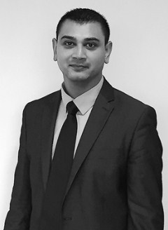 Bhupesh Halai Sales Negotiator at Salter Mcguinness